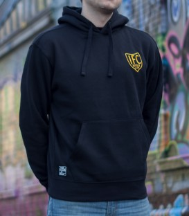Hoodie RSL Love Football Hate Facism