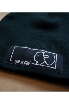 Beanie Mob Action Mask black