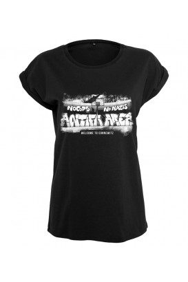 T-Shirts - Antifa Area - tailliert