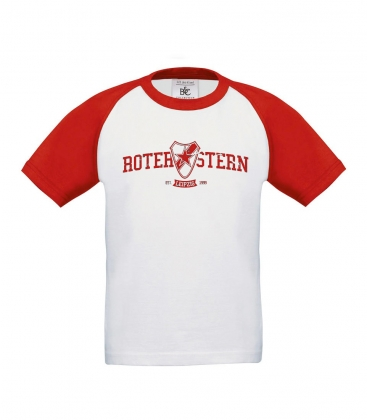 T-Shirt RSL Kids college red-white