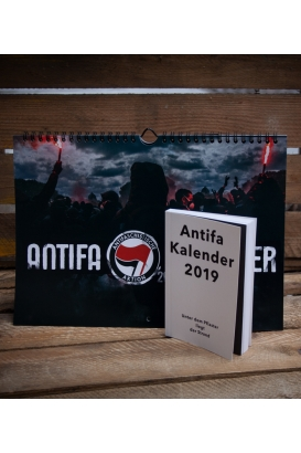 Antifa Kalender Bundle 2019