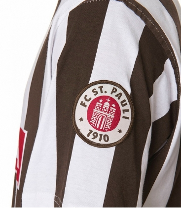 St. Pauli - Traditionstrikot