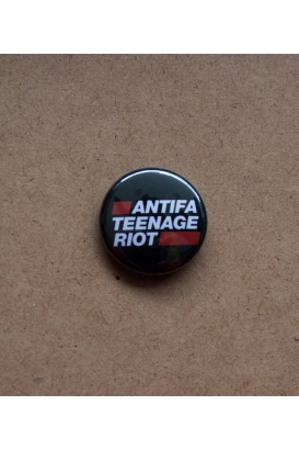 Antifa Teenage Riot - Button