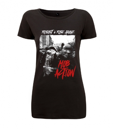T-Shirt - Resist and Rise Above