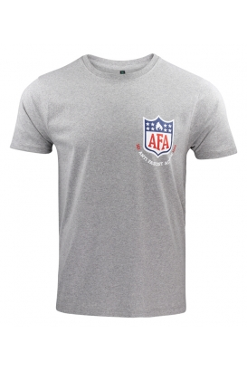 T-Shirt AFA blue-red-white Men