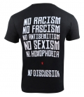 T-Shirt - No Discussion - Roter Stern Leipzig