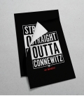 Poster - Straight Outta Connewitz - A2