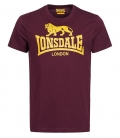 T-Shirt Lonsdale - Logo red
