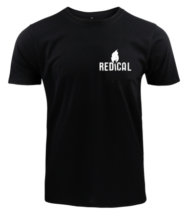T-Shirt Redical Backprint