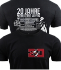 20 YRS RSL - Jubiläums-T-Shirt