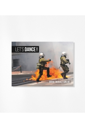 30 Sticker - Lets Dance