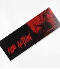 """30 Sticker """"Mob Action black/red"""""""