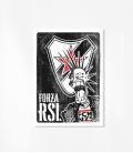 30 Sticker - RSL PUNK