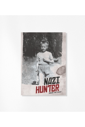 30 Sticker - Nazi Hunter