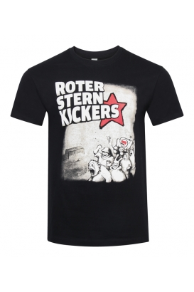 T-Shirt - Roter Stern Kickers