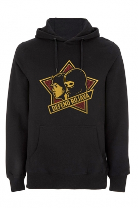 Defend Rojava - Hoody