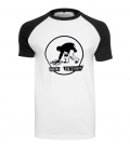 T-Shirt - Stones - Mob Action - white/black