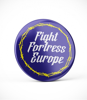 Fight Fortress Europe - Button