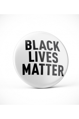 Black Lives Matter - Button