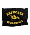 Fahne - Refugees Welcome