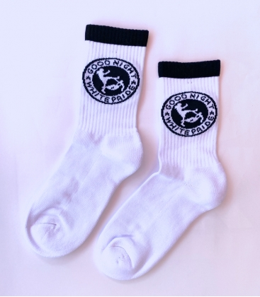 Tennissocken - Good Night White Pride - weiß