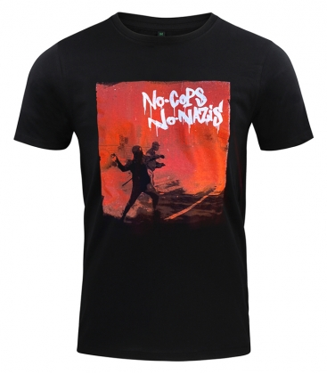 T-Shirt - No Cops No Nazis