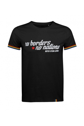 T-Shirt RSL Rainbow - No Borders