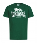 T-Shirt Lonsdale Logo Bootle Green
