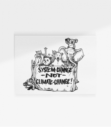 Poster - Climate Change - A3