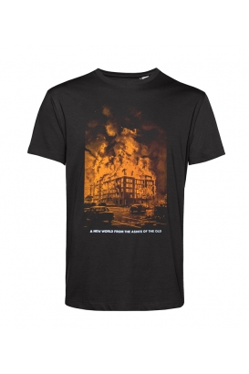 T-Shirt A New World from the Ashes of the Old – SOLI