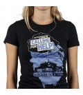 T-Shirt CALLING FOR HELP Women